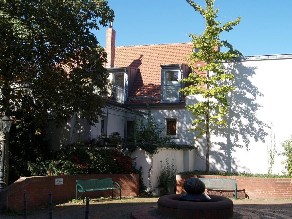 Haus am Janusbrunnen